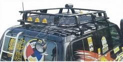 Багажники. Toyota Land Cruiser, FJ80