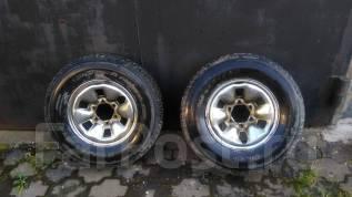 Продам зимние колеса. x15