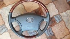 Руль. Toyota: Avalon, Aristo, Celsior, Camry Gracia, Avensis, Hilux Surf, Camry, Mark II, Hiace, Land Cruiser Prado, Brevis, Avensis Verso, Alphard, C...