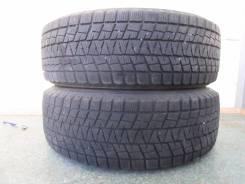 Bridgestone Blizzak DM-V1. Зимние, без шипов, 2010 год, 10%, 2 шт