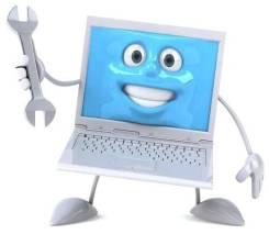 Ремонт компьютеров. Настройка интернета, установка программ