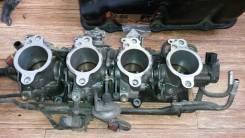 Заслонка дроссельная. Toyota: Sprinter, Carina, Sprinter Carib, Corolla Levin, Sprinter Trueno, Corolla, Sprinter Marino, Corolla Ceres Двигатель 4AGE
