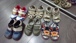 Отдам бесплатно обувь на малыша