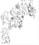 Двигатель в сборе. Volkswagen: Passat, Caddy, Bora, Crafter, Jetta, Scirocco, Sharan, Tiguan, Amarok, Passat CC, Lupo, Beetle, Fox, Polo, Eos, Transpo...