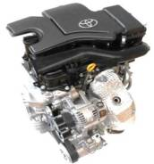Двигатель в сборе. Toyota: Corolla Verso, Crown, RAV4, Hiace, Mark X Zio, iQ, Hilux Surf, Soarer, Echo Verso, Yaris, Porte, Solara, Corolla Levin, MR2...