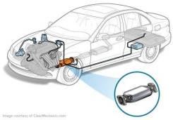 Куплю часть автомобильного глушителя с катализатором. Любой импортного производства