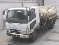 Mitsubishi Fuso. Продам бензовоз-топливозаправщик во Владивостоке 2001г, 8 200 куб. см., 7,50куб. м.