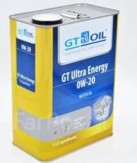GT Oil Ultra Energy. Вязкость 0w20, синтетическое