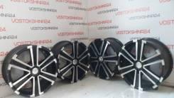 """Light Sport Wheels. 7.5x17"""", 6x139.70, ET38"""