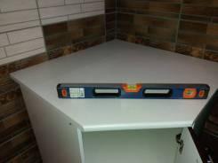 Монтаж кухни. Ремонт шкафа-купе, днища дивана, механизма, фурнитуры.