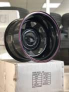 """Диск R15x8 6x139.7 ET-20 CB110.1 Черный. 8.0x16"""", 6x139.70, ET-20, ЦО 110,1мм."""