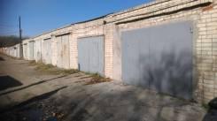 """Гаражи кооперативные. переулок тихий, д 5а, бокс 26 в ГСК """"КУПОЛ"""", р-н Гарнизон барановский, 25 кв.м., электричество, подвал."""