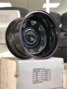 """Диск R15x8 5x139.7 ET-25 CB110.1 Черный. 8.0x15"""", 5x139.70, ET-25, ЦО 110,1мм."""