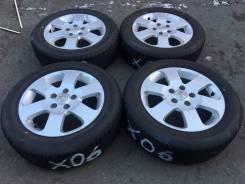 Nissan. 6.0x16, 5x114.30, ET45