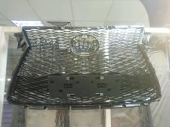 Решетка радиатора. Lexus RX450h, GYL25W, GYL20W, GYL25 Lexus RX350 Lexus RX200t Двигатели: 2GRFXS, 2GRFXE