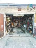Продам гараж на первой линии. улица Колесника 5, р-н Столетие, 22кв.м., электричество. Вид изнутри