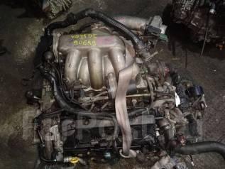 Двигатель в сборе. Nissan Presage, PU31 Двигатель VQ35DE