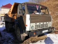 Камаз 5511. , 1990 г., 10 850 куб. см., 10 000 кг.
