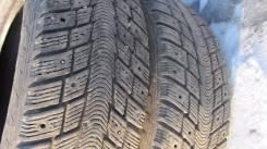 Michelin IVALO 2. Зимние, шипованные, износ: 40%, 2 шт