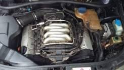 Двигатель в сборе. Audi 80 Audi A4 Двигатель ABC