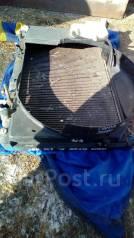 Радиатор охлаждения двигателя. Toyota Chaser, GX100, JZX100, JZX101