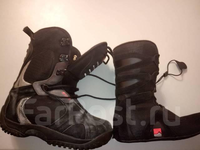 Ботинки для сноуборда Nidecker Versus - Мужские и унисекс ботинки ... 849eba61219