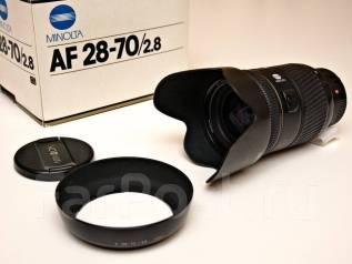 Продам обьектив Minolta 28-70/2.8 Sony A. Для Sony, диаметр фильтра 72 мм