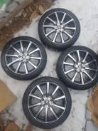 Красивое литье + покрышки 215/45R17 Pirelli. 7.0x17 5x114.30
