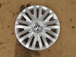 """Колпак VW Golf Гольф 6 R15 5k0601147h. Диаметр 16"""""""", 1шт"""