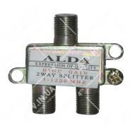 Сплиттер антенный ALDA, 5-1200 MHZ