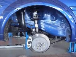 Покраска днища автомобиля. обработка от коррозии. Восстановление кузов