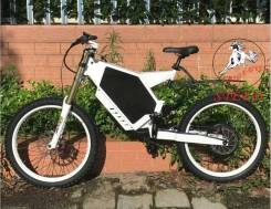 Электровелосипед 3000W 72V. Под заказ