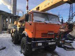 Галичанин КС-55713-5. Продам кран грузоподъёмность 25 тонн на базе Камаз вездеход 6х6, 10 850 куб. см., 25 000 кг., 22 м.