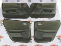 Обшивка двери. Toyota Cresta, LX90, JZX90, GX90, SX90 Двигатели: 2LTE, 1JZGTE, 1GFE, 4SFE, 1JZGE