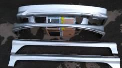Обвес кузова аэродинамический. Honda Civic, FD1, FD3, FD2 Двигатель P6FD1