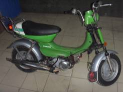Suzuki. 49куб. см., исправен, без птс, без пробега