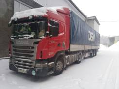 Scania R440LA. Сцепка Scania R440 Лизинг, 4 400куб. см., 20 000кг., 4x2