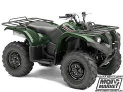 Yamaha Grizzly 450. исправен, есть птс, с пробегом. Под заказ