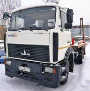 Коммаш КО-440АМ. Маз-4380Р2,2014 г., бункеровоз, мусоровоз. ко-440ам, 4 750 куб. см.
