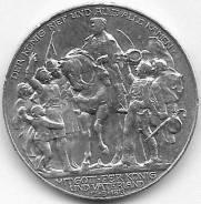 3 марки. Пруссия. 100-летие победы над Наполеоном 1913г.