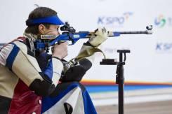 Обучение стрельбе из пневматической винтовки