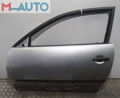 Дверь боковая Seat Ibiza (2002-2006), левая передняя