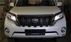 Фара. Toyota Land Cruiser Prado, GDJ150, GDJ150L, GDJ150W, GDJ151W, GRJ150, GRJ150L, GRJ150W, GRJ151W, KDJ150, KDJ150L, LJ150, TRJ12, TRJ150, TRJ150L...