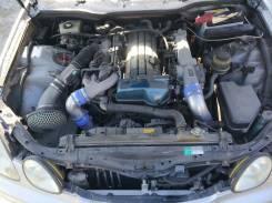 Подушка двигателя. Lexus GS300, JZS160 Toyota Aristo, JZS161, JZS160 Двигатели: 2JZGE, 2JZGTE