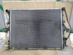 Радиатор охлаждения двигателя. Porsche Cayenne, 9PA Двигатели: M, 48, 00, 50