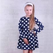Платье детское 376ФД
