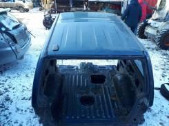 Задняя часть с крышей Mitsubishi Pajero V24 (rear cut )