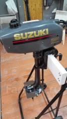 Suzuki. 2,00л.с., 2-тактный, бензиновый, нога S (381 мм)
