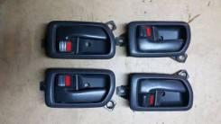 Ручка двери внутренняя. Toyota: Caldina, Camry, Corona Exiv, Curren, Carina ED, Vista Двигатели: 4SFE, 7AFE, 5EFE, 3CE, 3SFE, 3SGE, 2CT, 2C, 3CT