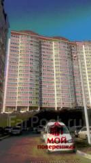 2-комнатная, улица Черняховского 9. 64, 71 микрорайоны, агентство, 59 кв.м. Дом снаружи